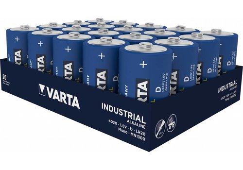 Varta Varta 4020 Industrial LR20