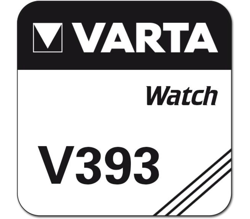 Varta V393 SR754W