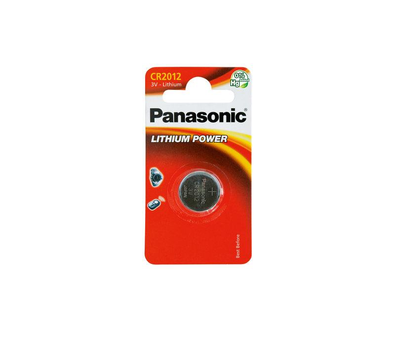 Panasonic CR2012 Lithium 3V Blister 1
