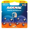 Varta Acoustic Special Rayovac 13 Pack of 8