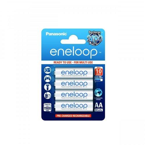 Panasonic Eneloop BK-3MCCE AA 1900mAh Blister 4