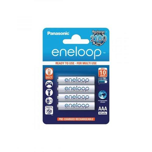 Panasonic Eneloop BK-4MCCE AAA 750mAh Blister 4