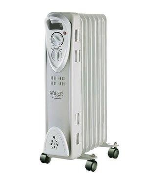 AD7807 - Olieradiator - 7 verwarmingselementen