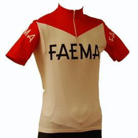 Retroshirt Faema short sleeved