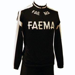 Retroshirt Faema long sleeved
