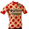 Retroshirt Gitane (polka dot jersey)