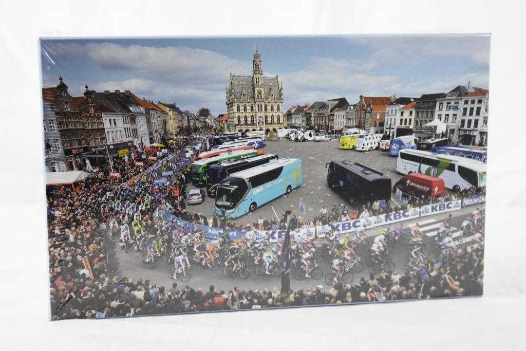 Puzzel Ronde van Vlaanderen