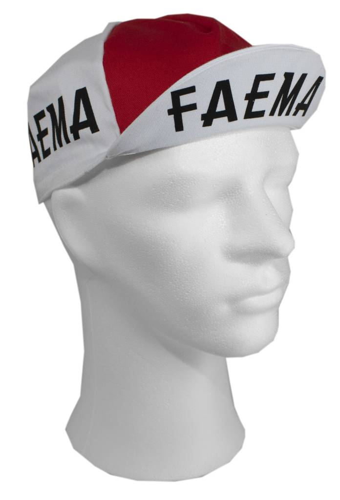 Cycling cap Faema