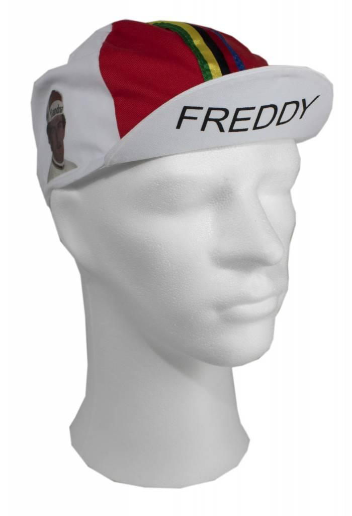 9c840ec337e Cycling cap Freddy Maertens World Champion - RondeShop - Centrum ...