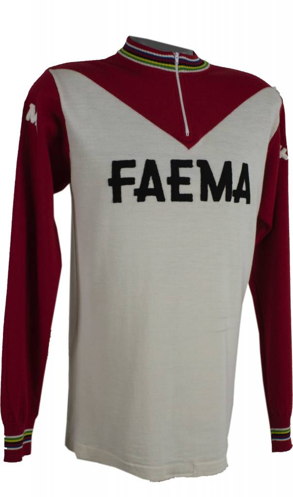 Faema wol long sleeved