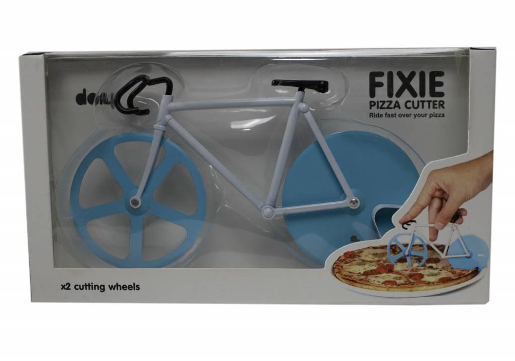Pizza cutter Blue