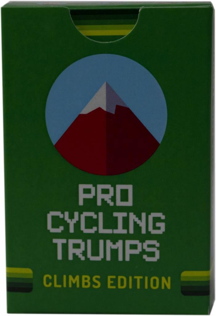 Pro Cycling Trumps Climbs
