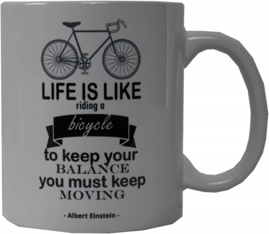 Koffiemok Albert Einstein