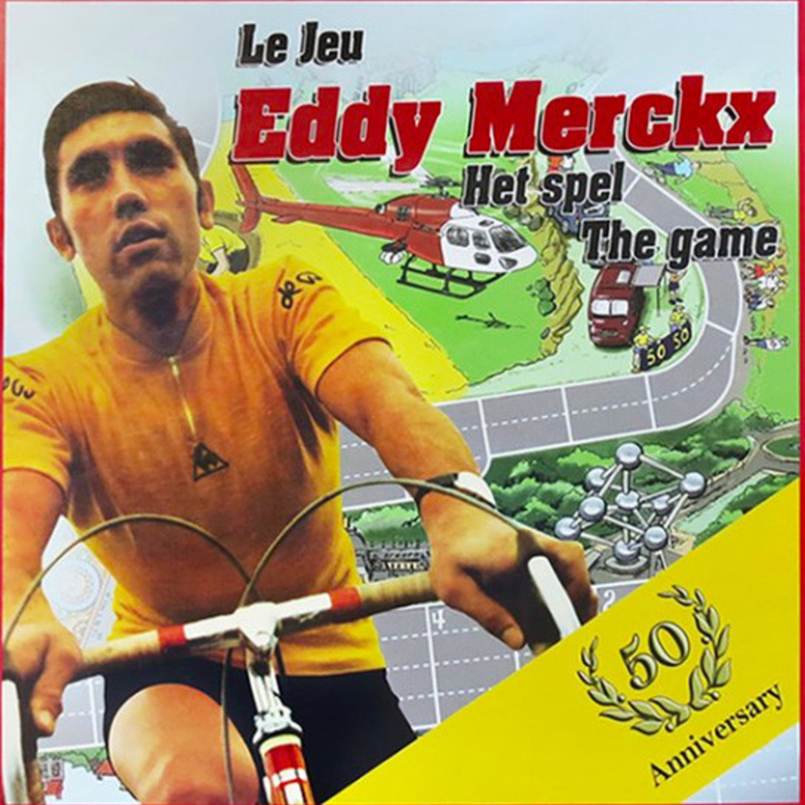Eddy Merckx spel