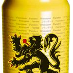 Drinking bottle Flemish Lion International