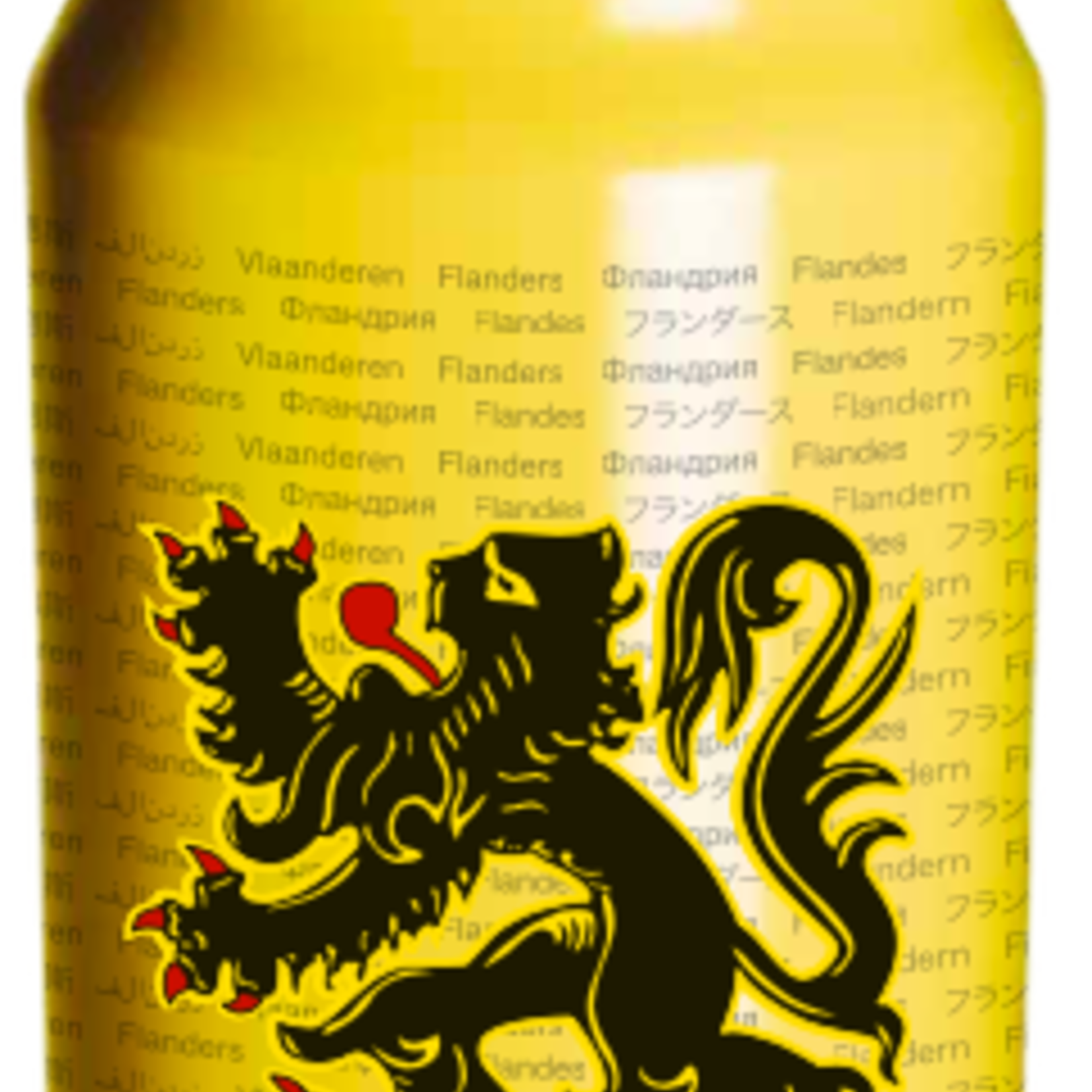Drinking bottle Flemish Lion International