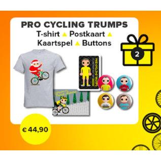 Kerst 2019: Pro Cycling Trumps (dames) L