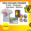 Christmas 2019: Pro Cycling Trumps (men) XXL