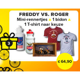 Kerst 2019: Freddy vs Roger (Freddy! S)