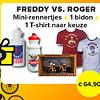 Christmas 2019: Freddy vs Roger (Roger! M)