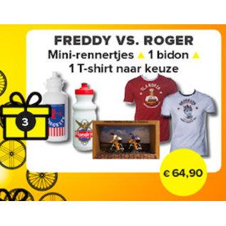 Kerst 2019: Freddy vs Roger (Roger! M)