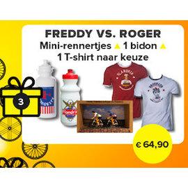 Christmas 2019: Freddy vs Roger (Roger! L)