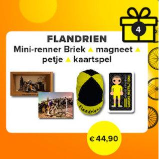 Kerst 2019: Flandrien