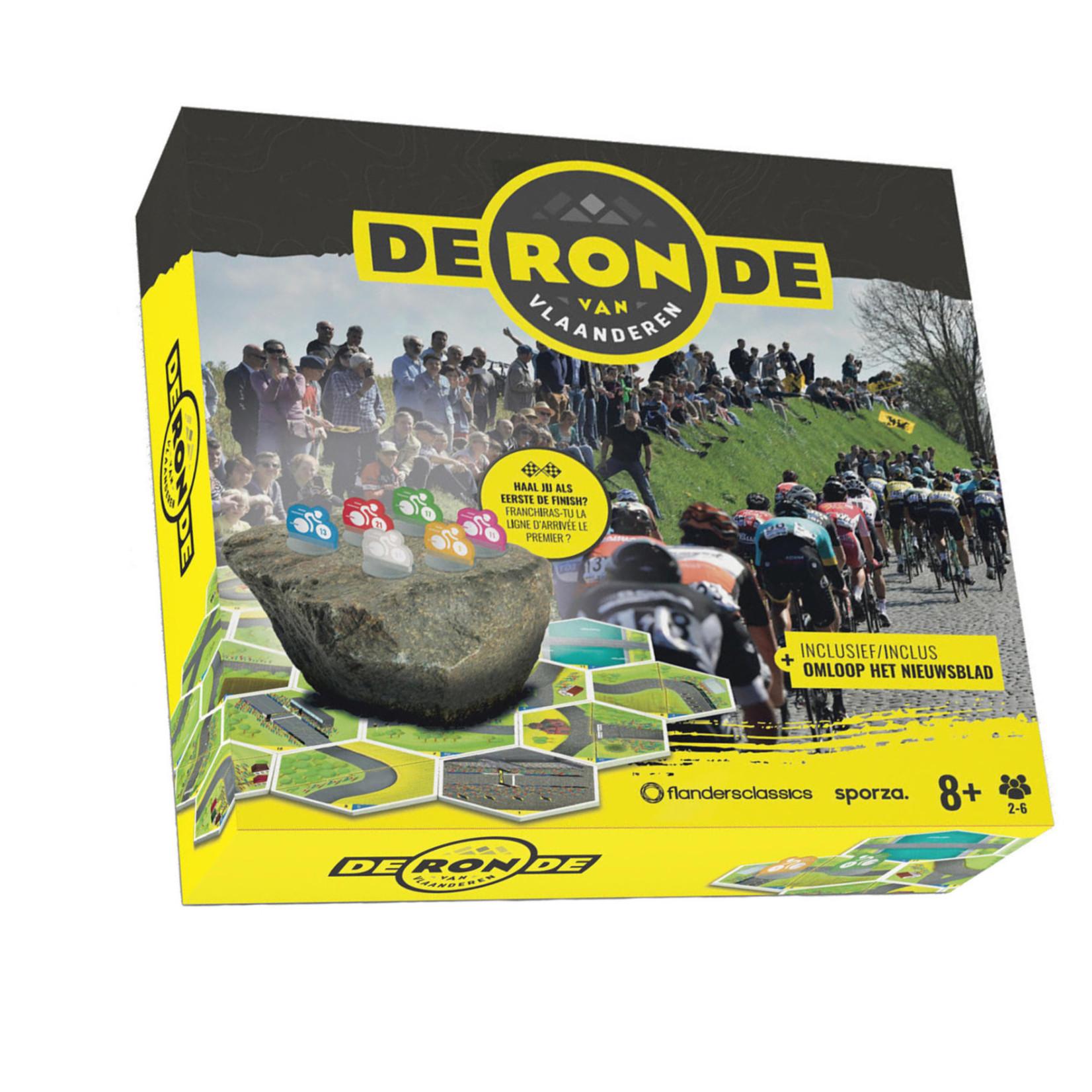 Ronde van Vlaanderen bordspel