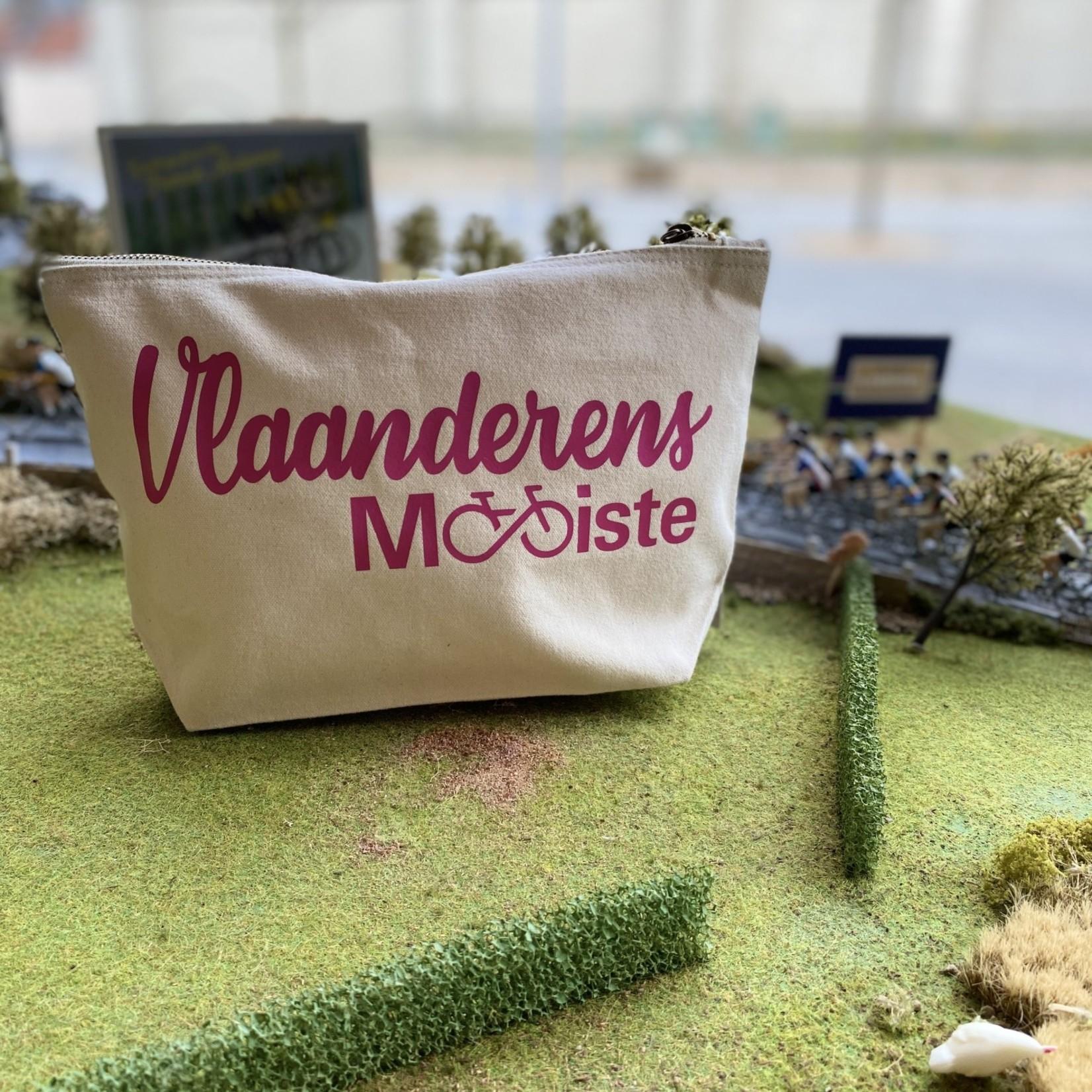 Toilettas Vlaanderens Mooiste (wit)