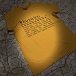 T-Shirt Flandrien (ENG) Small