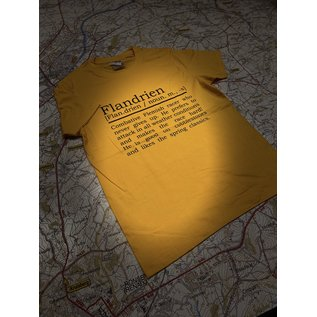 T-Shirt Flandrien (ENG)