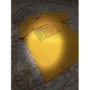 T-shirt Flandrien (NL)