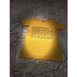 T-shirt Flandrienne (NL)