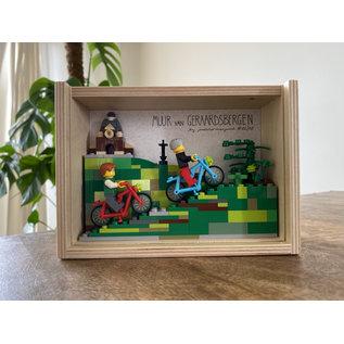 Lego de Muur van Geraardsbergen  Limited Edition