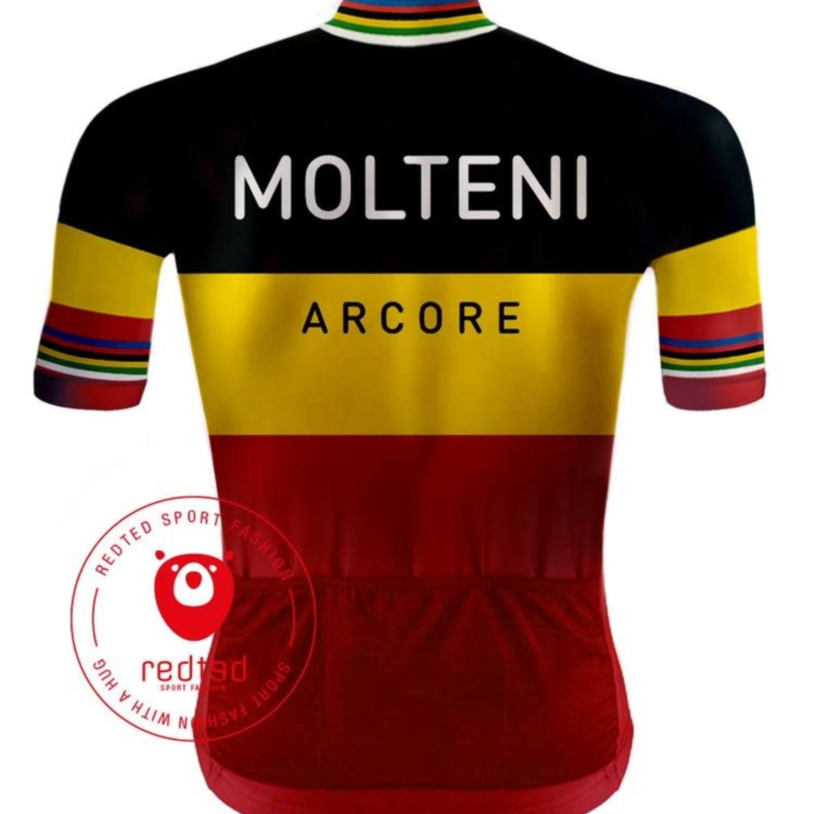 Retroshirt Molteni Belgian Champion