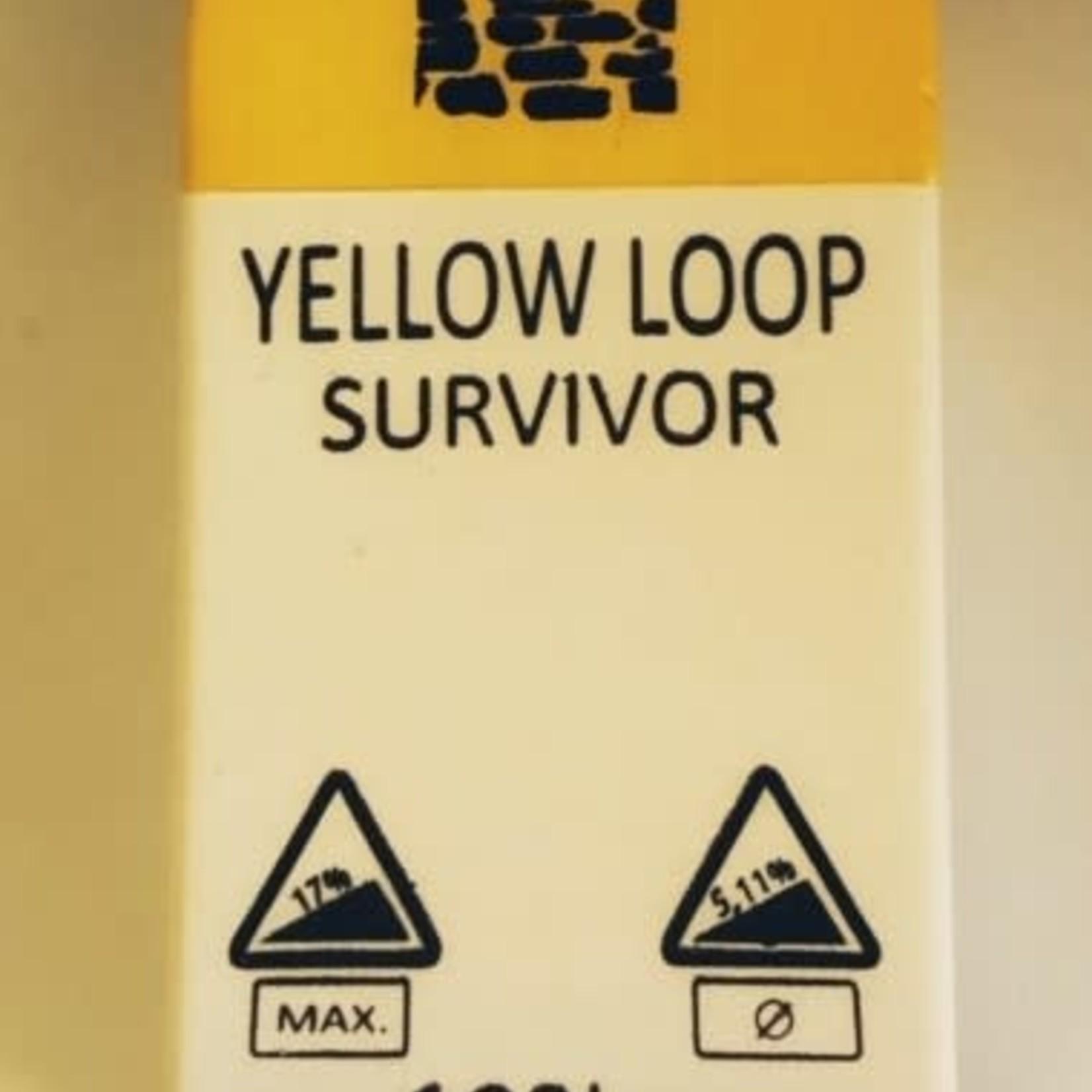 Milestone yellow loop