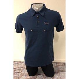Polo 'Eddy'  blauw