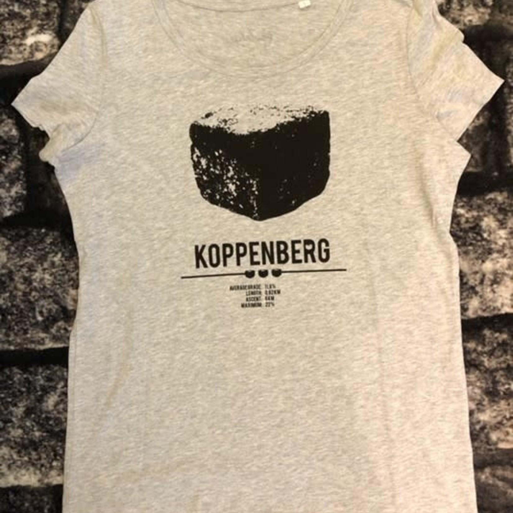 T-shirt 'Koppenberg' vrouw
