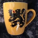 Coffee mug 'Vlaamse Leeuw'