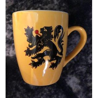 Koffiemok Vlaamse Leeuw