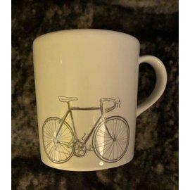 Koffiemok 'fiets'  Eddy Merckx Keramiek