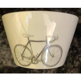 Kommetje fiets 'Eddy Merckx' keramiek