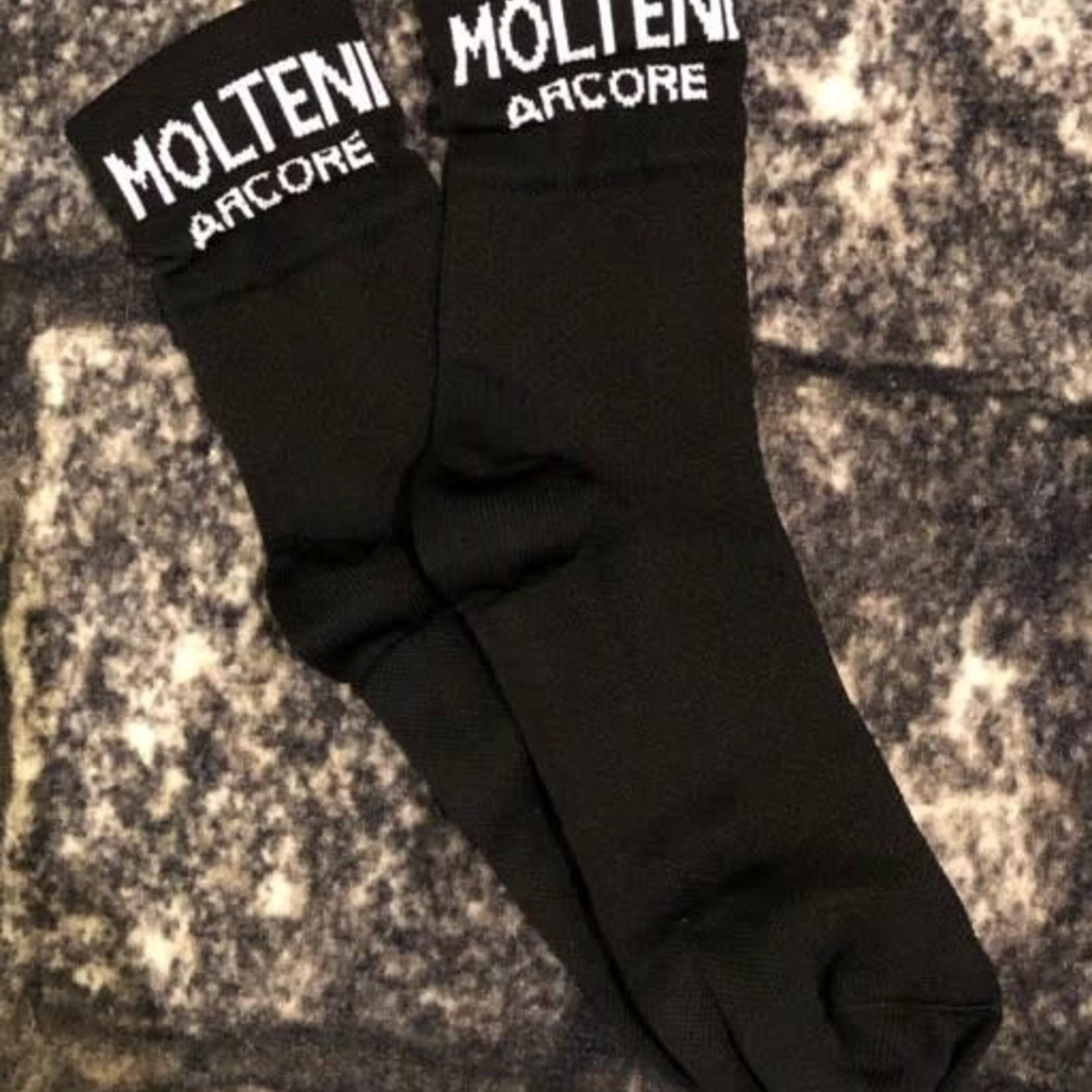 Sokken 'Molteni' zwart