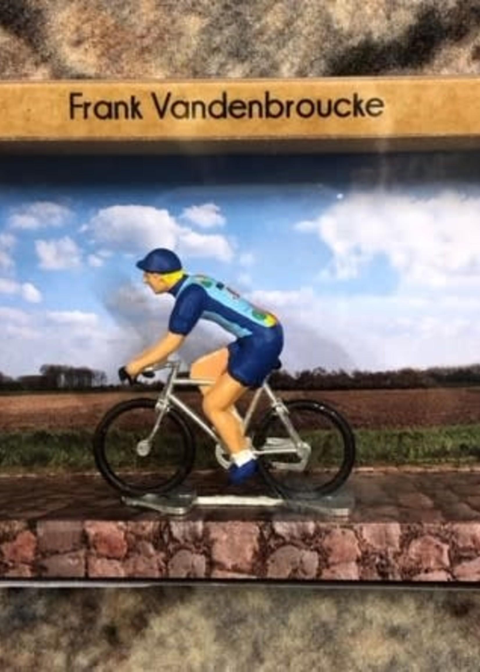 Miniatuur Frank Vandenbroucke