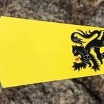 Ass saver Vlaamse Leeuw