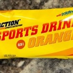 3Action 'Sports Drink (orange 30gr)'