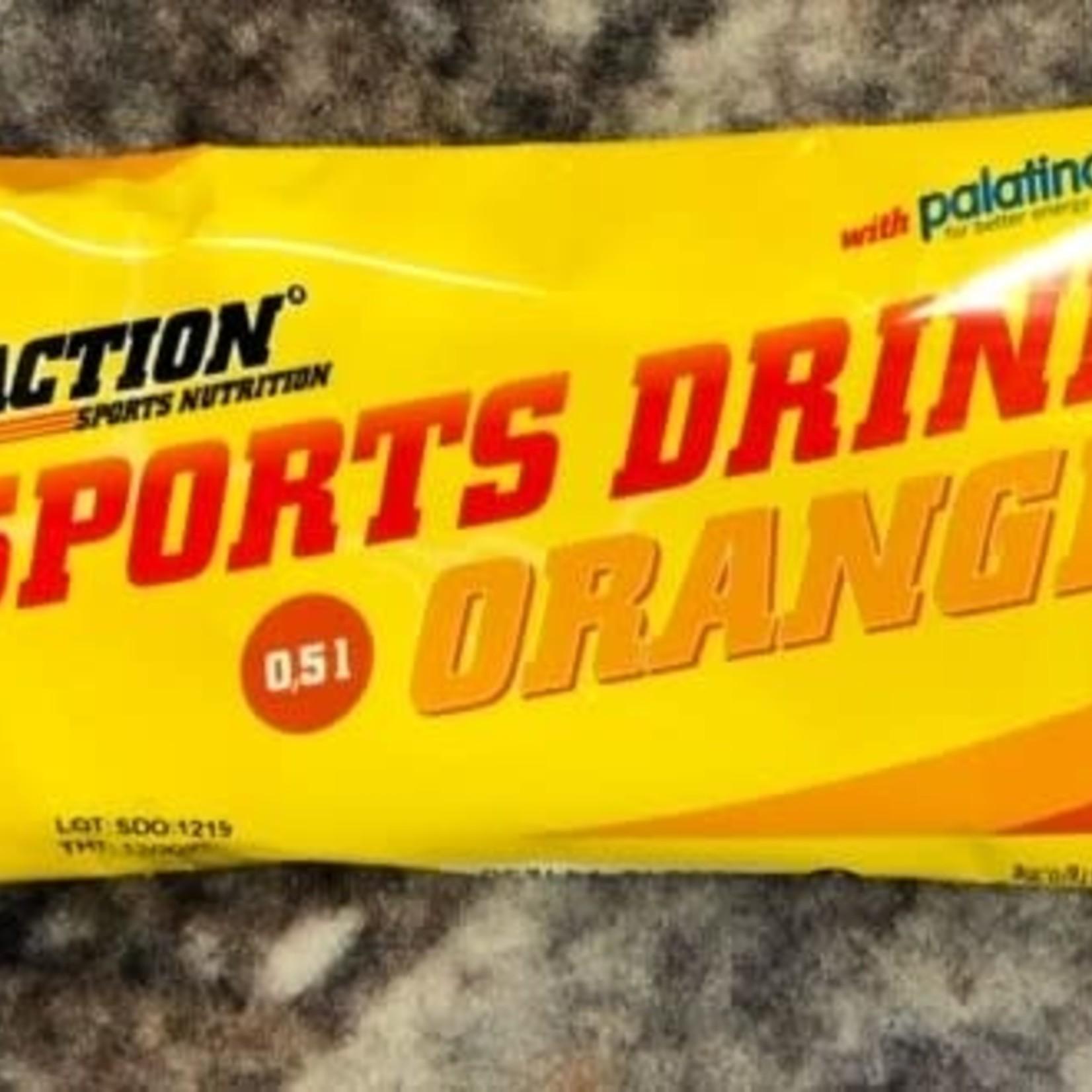 3Action 'Sports Drink (orange 30gr)'