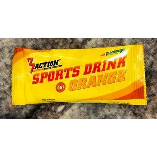 3action sport drink orange 30gr