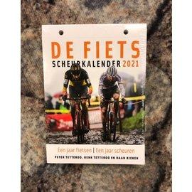 De fietsscheurkalender 2021