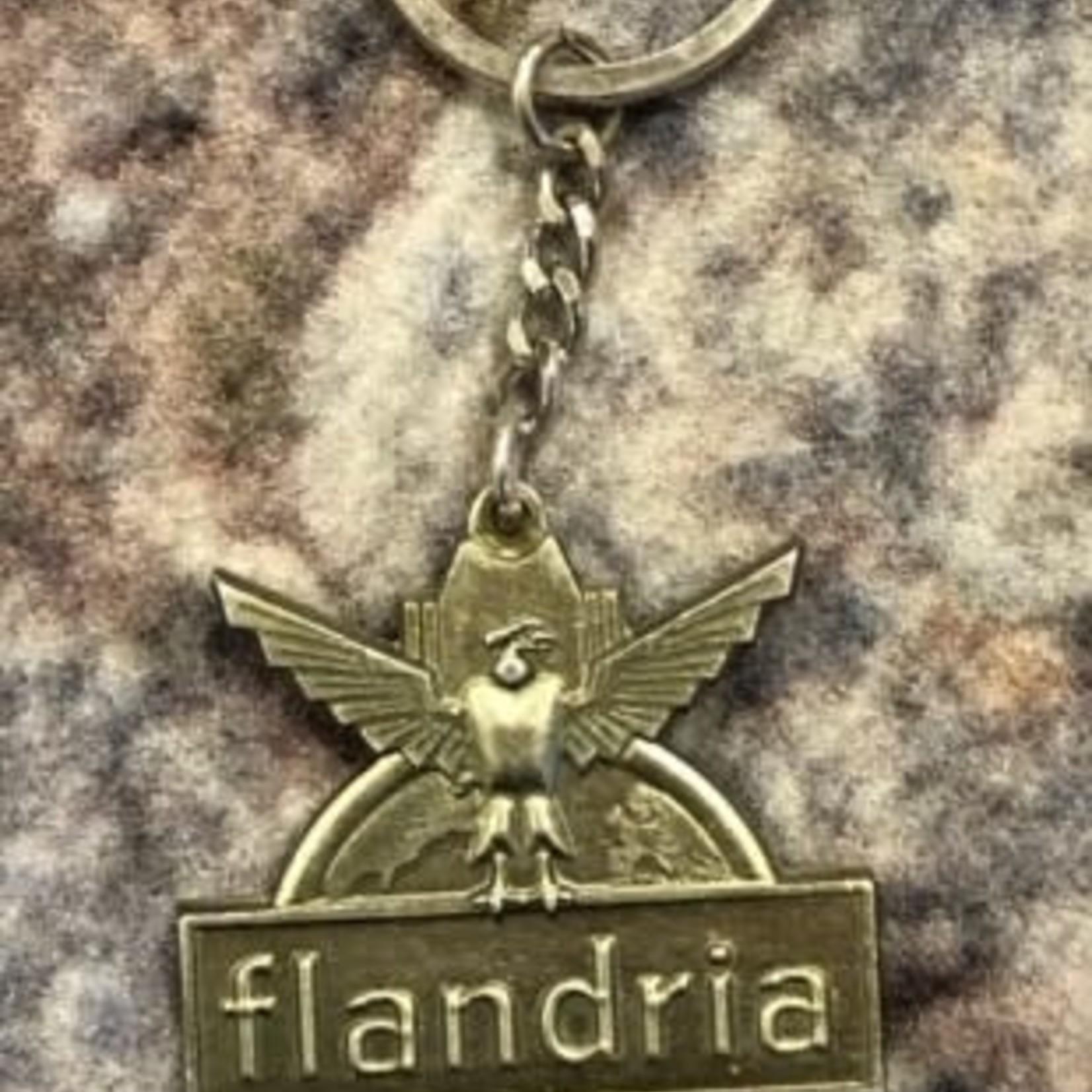 Flandria keychain